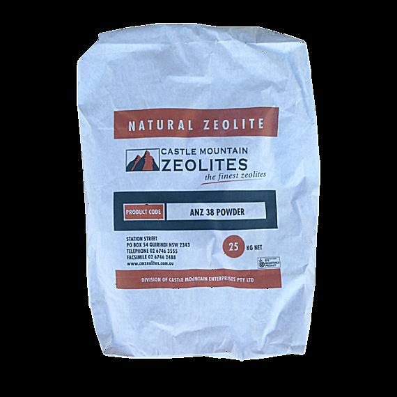 Smėlinio Baseino Filtro Užpildas Natūralus Ceolitas