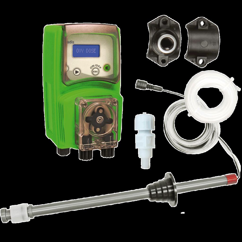Skysto Aktyvaus Deguonies Automatinė Dozavimo Stotelė